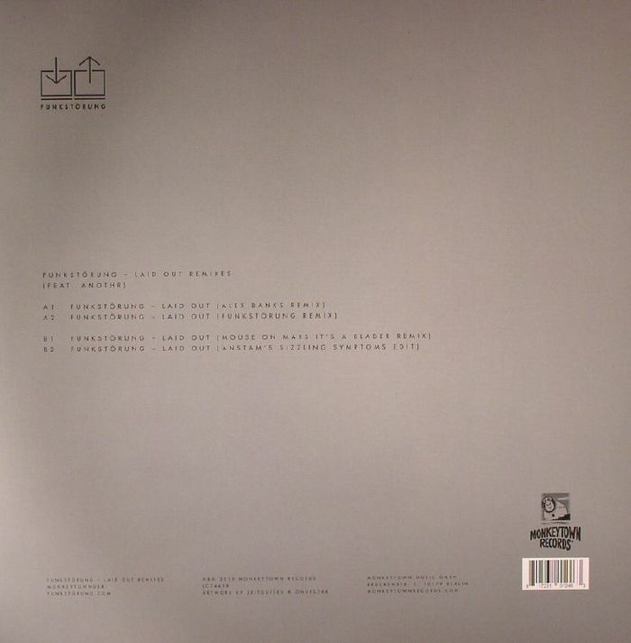 FUNKSTORUNG feat ANOTHR - Laid Out Remixes
