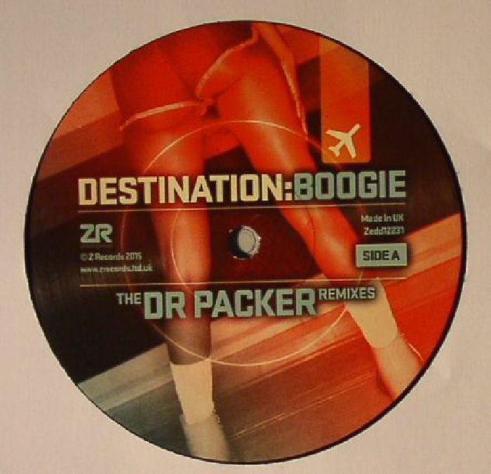 SAMSON & DELILAH/MASTERMIND/LISA HILL/KERR - Destination Boogie (The Dr Packer remixes)