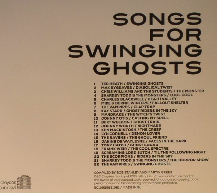 VARIOUS - Songs For Swinging Ghosts