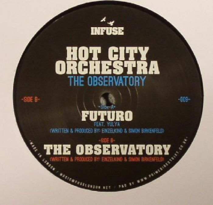 HOT CITY ORCHESTRA - The Observatory