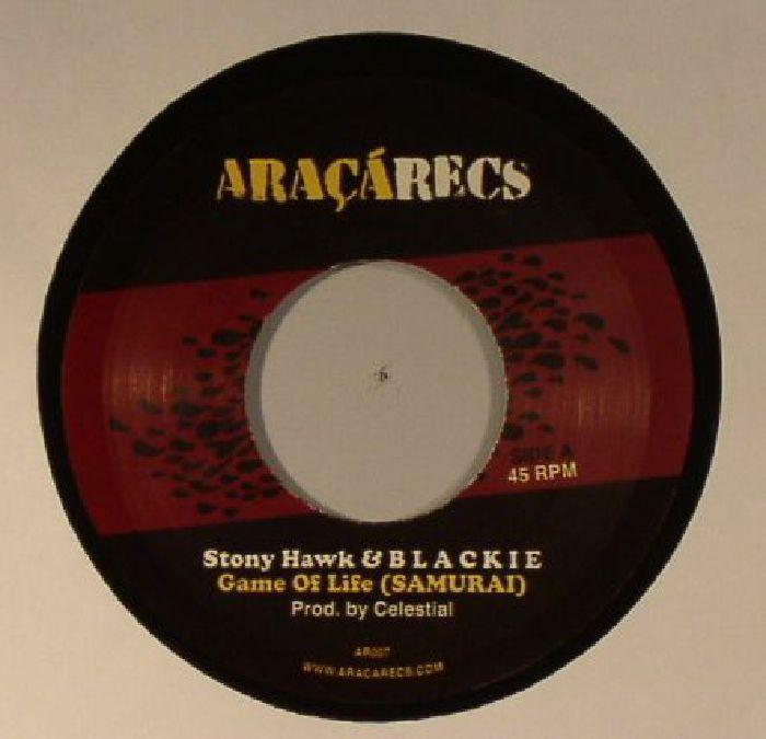 STONY HAWK/BLACKIE/SVNS - Game Of Life