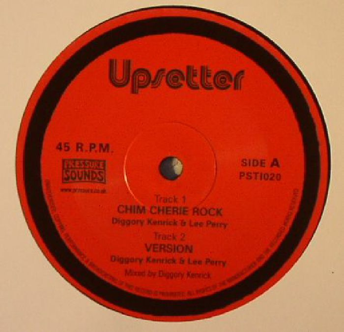 KENRICK, Diggory/LEE PERRY/ADDIS PABLO/THE UPSETTERS - Chim Cherie Rock