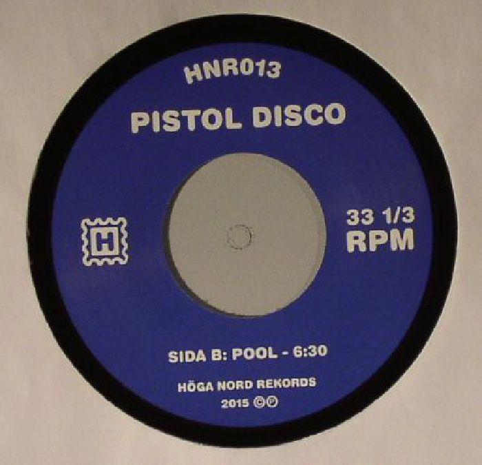 PISTOL DISCO - Goo