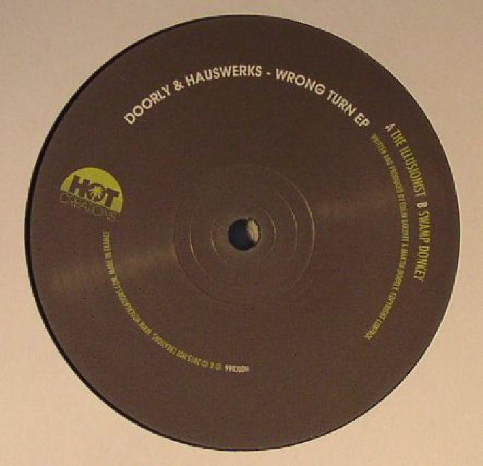 DOORLY/HAUSWERKS - Wrong Turn EP