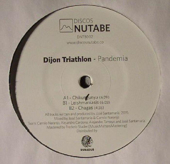 DIJON TRAITHLON - Pandemia