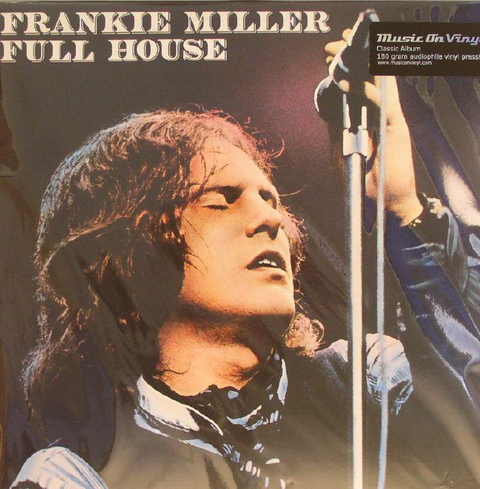 MILLER, Frankie - Full House (remastered)