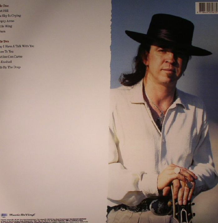 VAUGHAN, Stevie Ray/DOUBLE TROUBLE - The Sky Is Crying