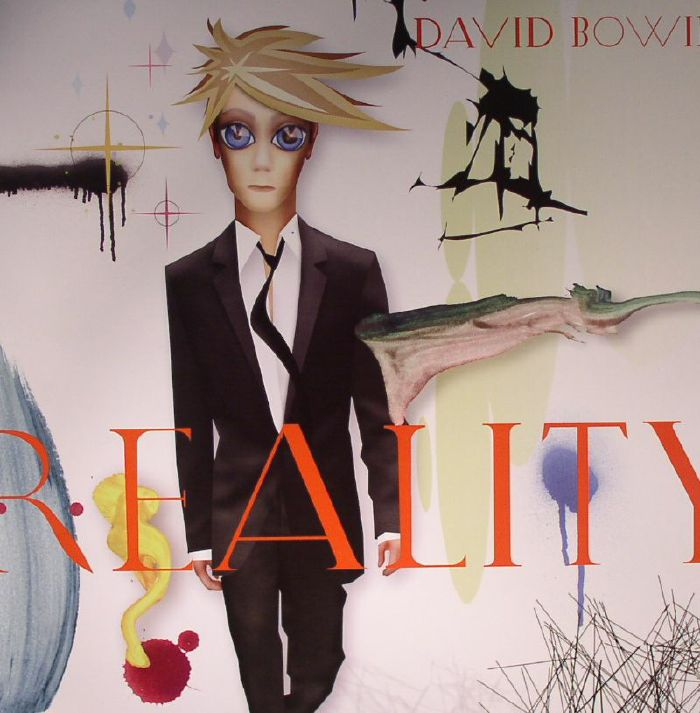 BOWIE, David - Reality (remastered)