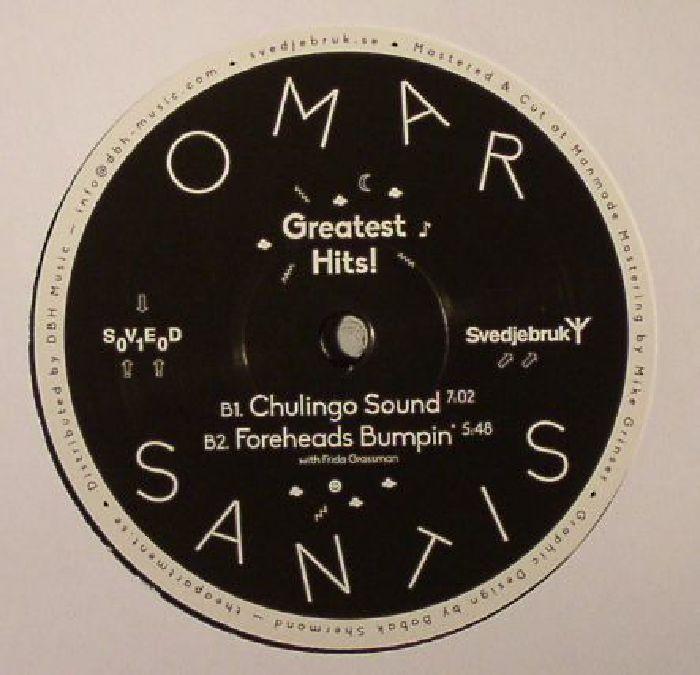 SANTIS, Omar - Greatest Hits!