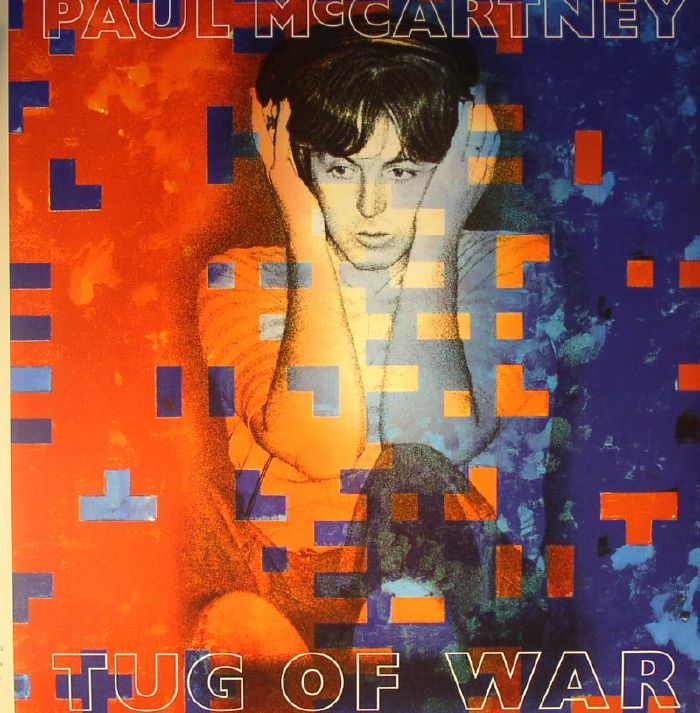 Paul Mccartney Tug Of War Vinyl At Juno Records