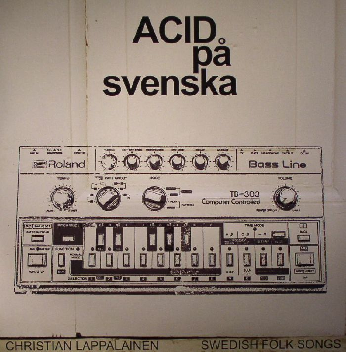 LAPPALAINEN, Christian - Acid Pa Svenska