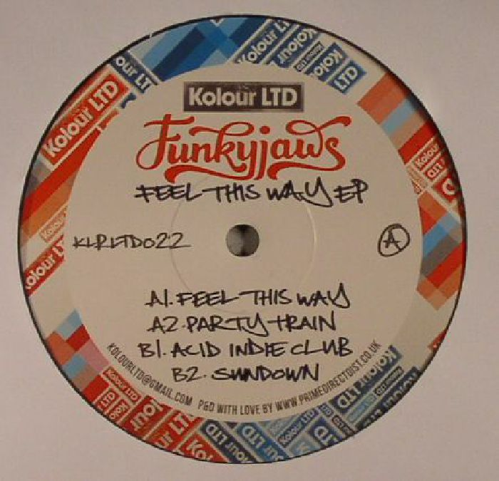 FUNKYJAWS - Feel This Way EP