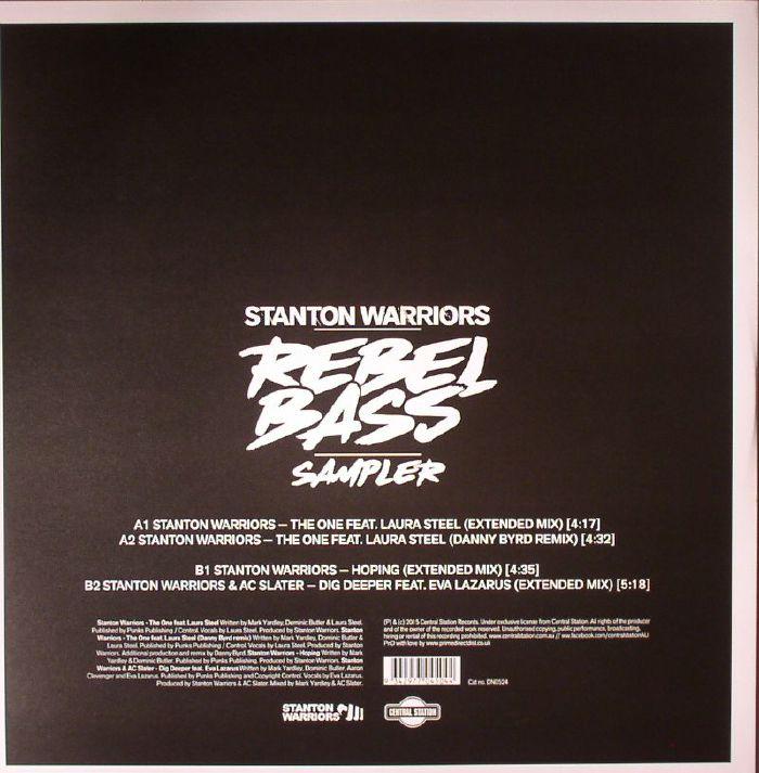 STANTON WARRIORS - Rebel Bass: Sampler