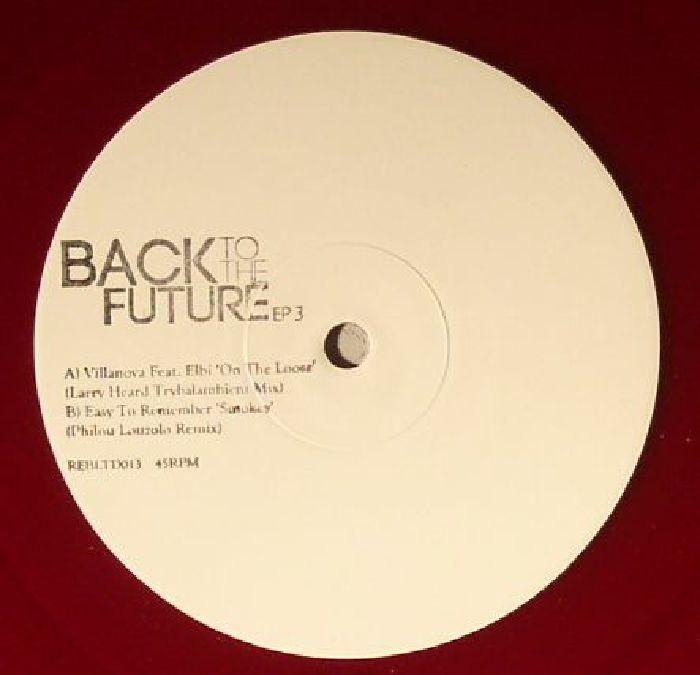 HEARD, Larry/PHILOU LOUZOLO - Back To The Future EP 3