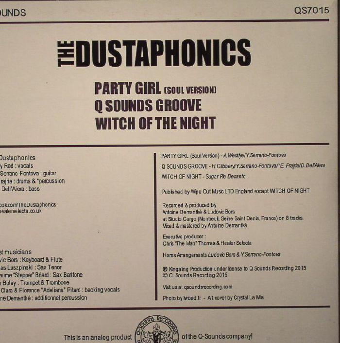 DUSTAPHONICS, The - Party Girl