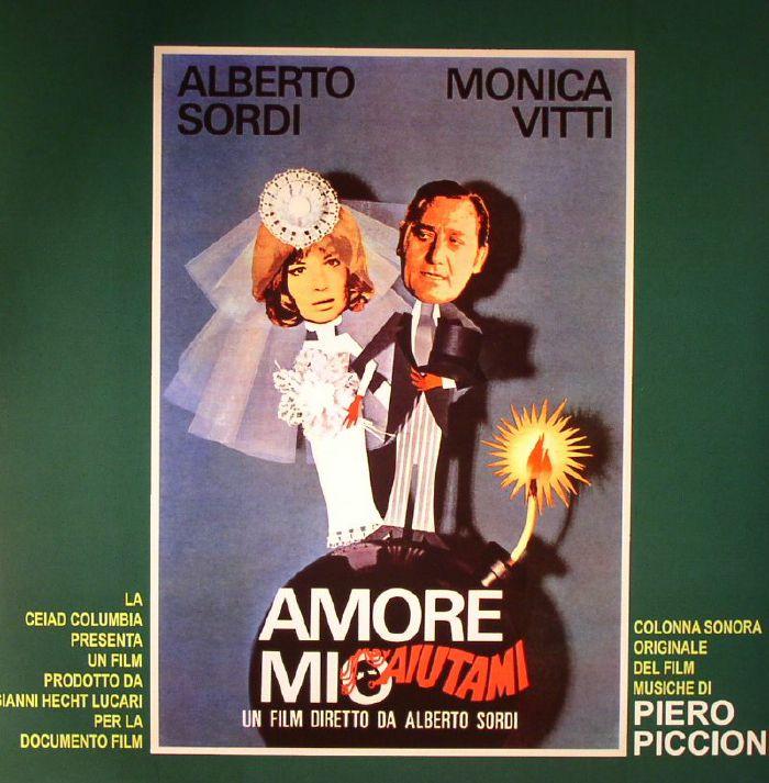 PICCIONI, Piero - Amore Mio Aiutami (Soundtrack)