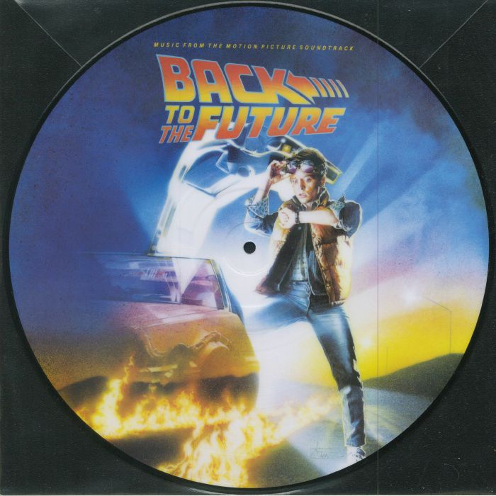 VARIOUS - Back To The Future (Soundtrack)