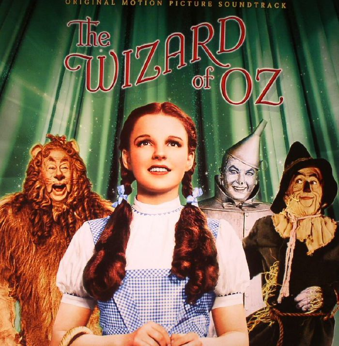 VARIOUS - The Wizard Of Oz (Soundtrack)