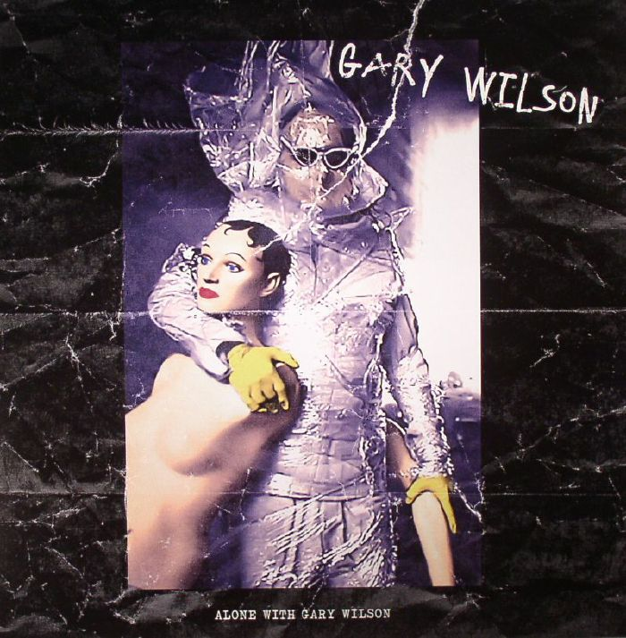 WILSON, Gary - Alone With Gary Wilson