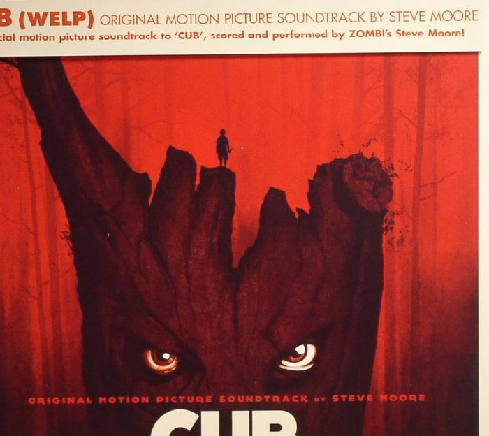 MOORE, Steve - Cub (Soundtrack)