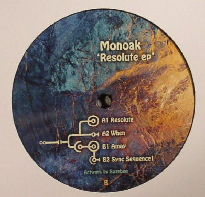 MONOAK - Resolute EP