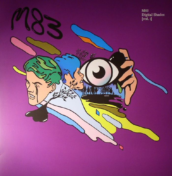 M83 - Digital Shades Vol 1