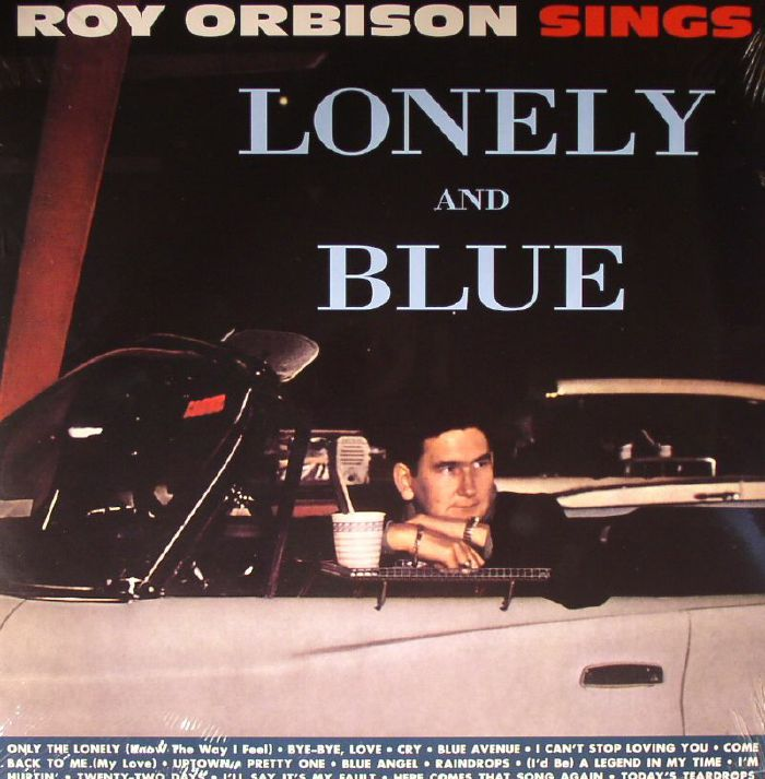 ORBISON, Roy - Lonely & Blue
