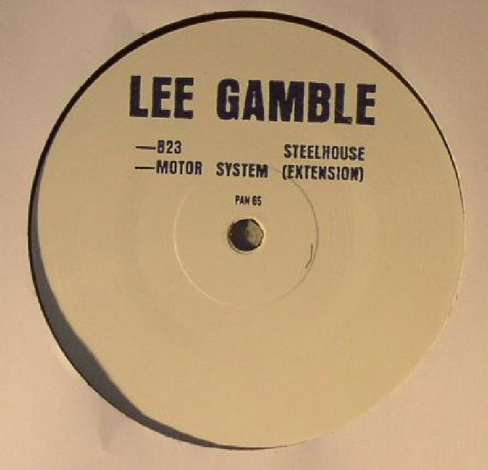 GAMBLE, Lee - B23 Steelhouse