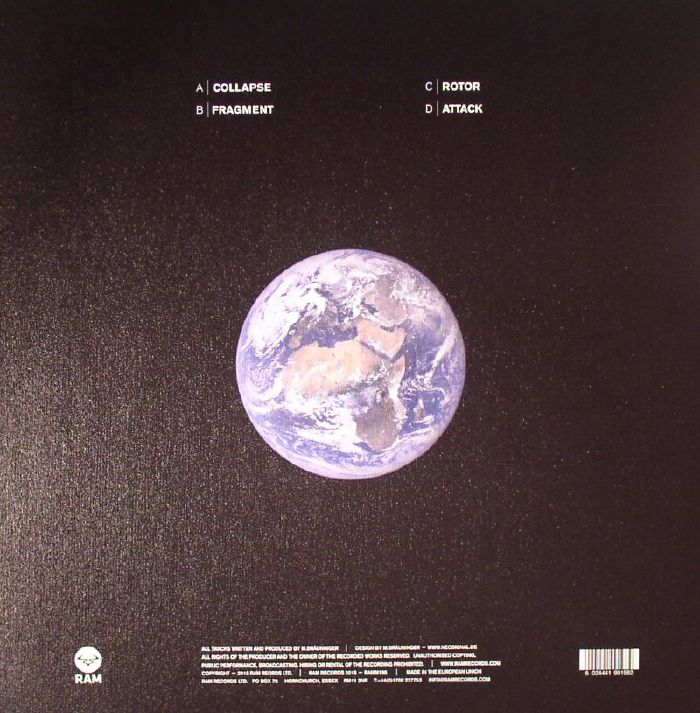 MISANTHROP - Collapse EP