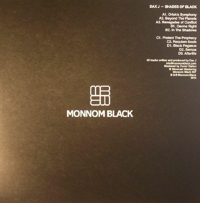 DAX J - Shades Of Black