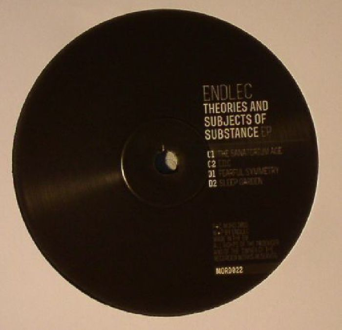ENDLEC - Theories & Subjects Of Substance EP
