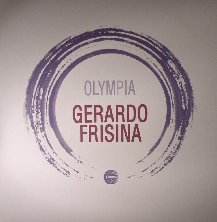 FRISINA, Gerardo - Olympia Mini LP