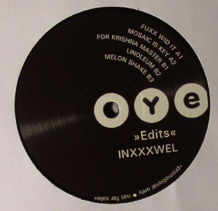 INXXXWEL - Cold Chillin EP