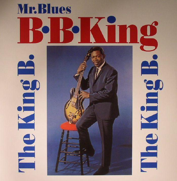 BB KING - Mr Blues