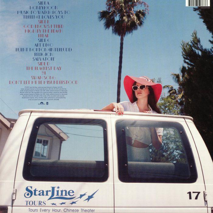 DEL REY, Lana - Honeymoon
