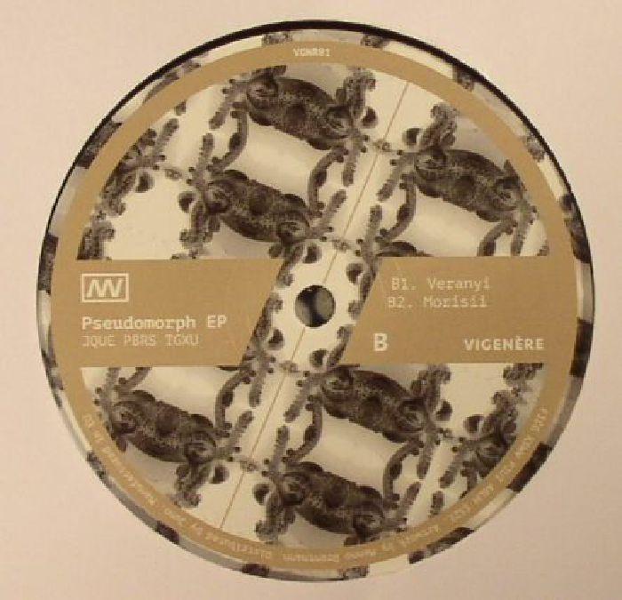 JQUE PBRS TGXU - Pseudomorph EP