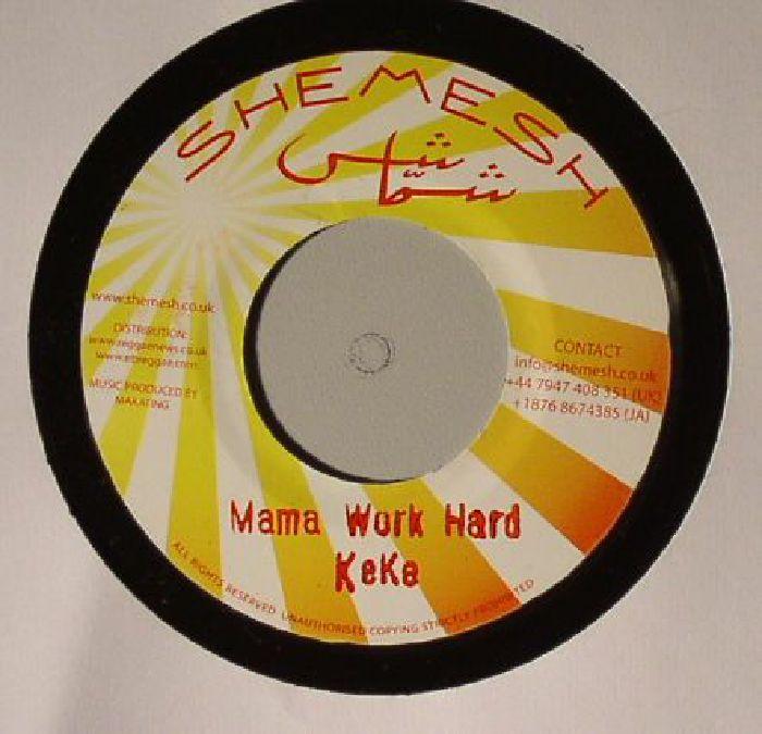 SWALLOW/KEKE - Jah Jah Love