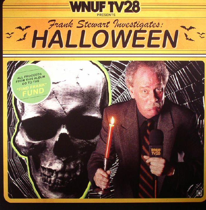 STEWART, Frank/DR LOUIS BERGER/CLAIRE - WNUF TV28 Presents Frank Stewart Investigates: Halloween
