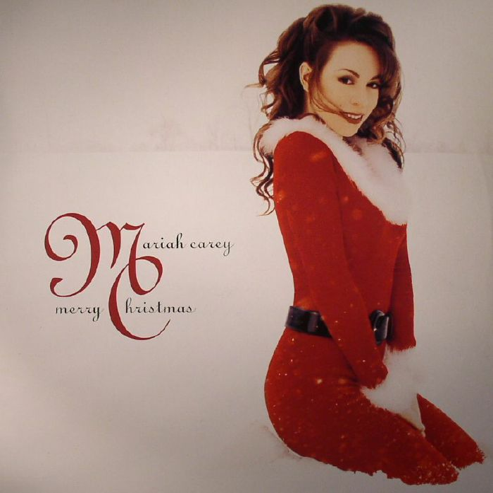 Mariah Carey Christmas.Mariah Carey Merry Christmas Vinyl At Juno Records