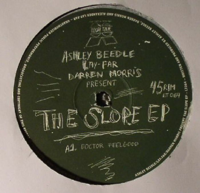 The Slope Ep Bei Juno Records