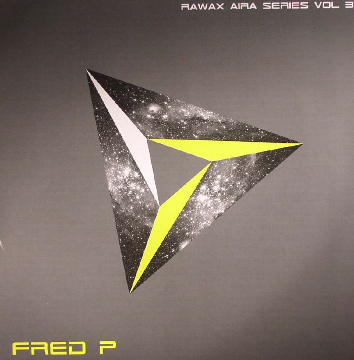 FRED P - Rawax Aira Series Vol 3