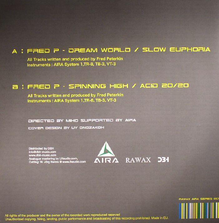 FRED P - Rawax Aira Series Vol 3