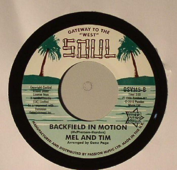BOB & EARL/MEL/TIM - Harlem Shuffle