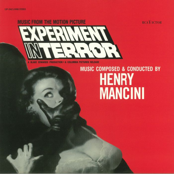 Henry MANCINI Experiment In Terror: Halloween Edition (Soundtrack ...