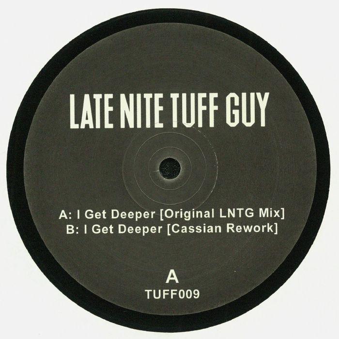 LATE NITE TUFF GUY - Tuff Cut #09