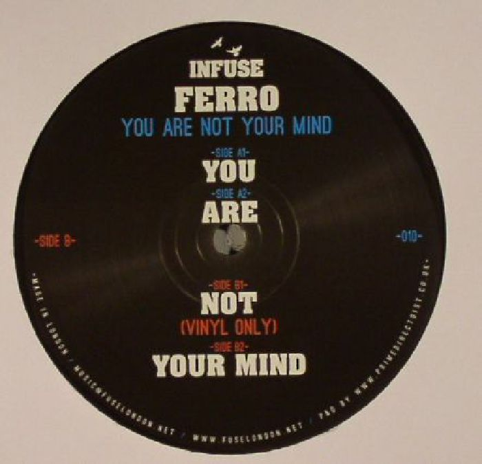 FERRO - You Are Not Your Mind