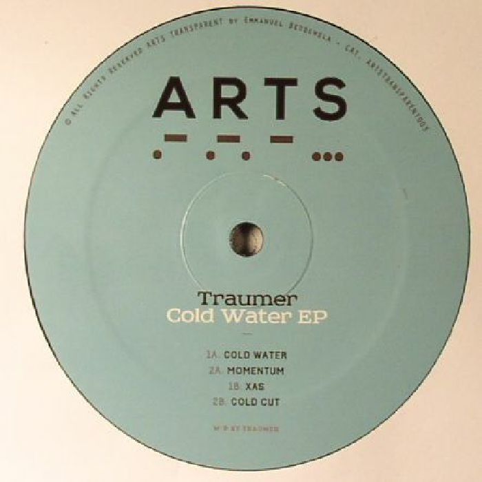 TRAUMER - Cold Water EP