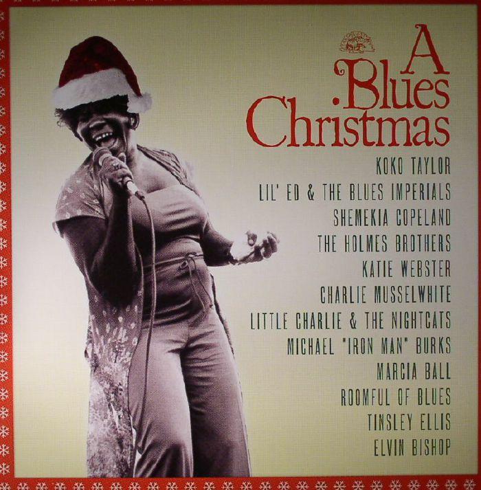 VARIOUS - A Blues Christmas - Vinyl (LP) | eBay