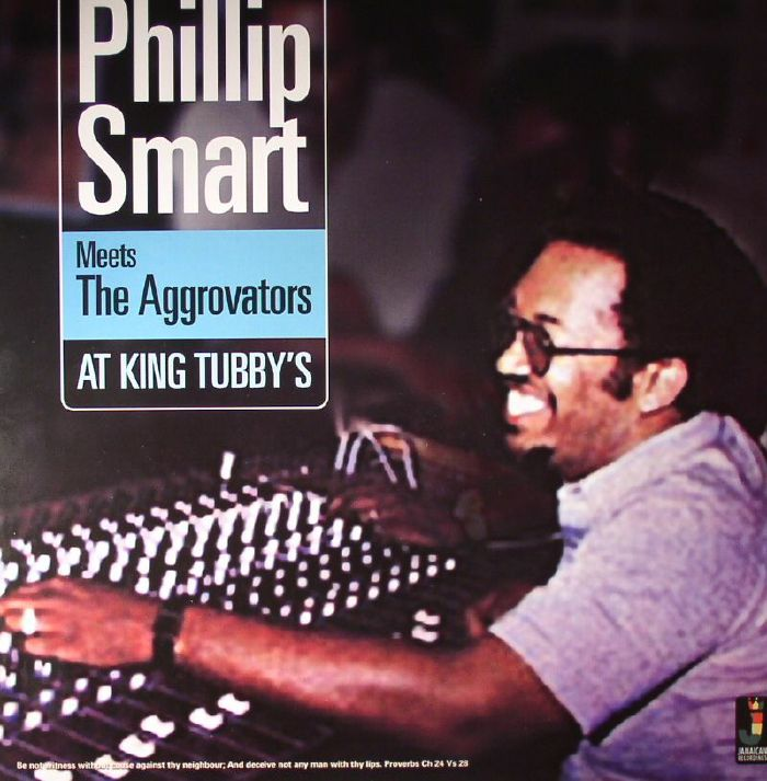 SMART, Phillip meets THE AGGROVATORS - At King Tubby's