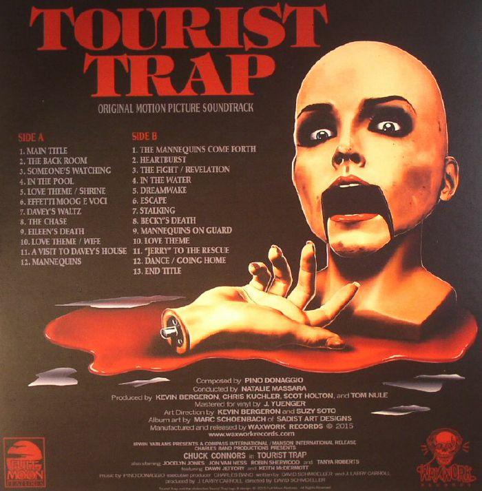 DONAGGIO, Pino - Tourist Trap (Soundtrack)